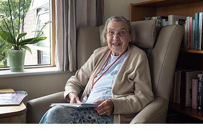 Residential care at New Forest Quaker Care Home