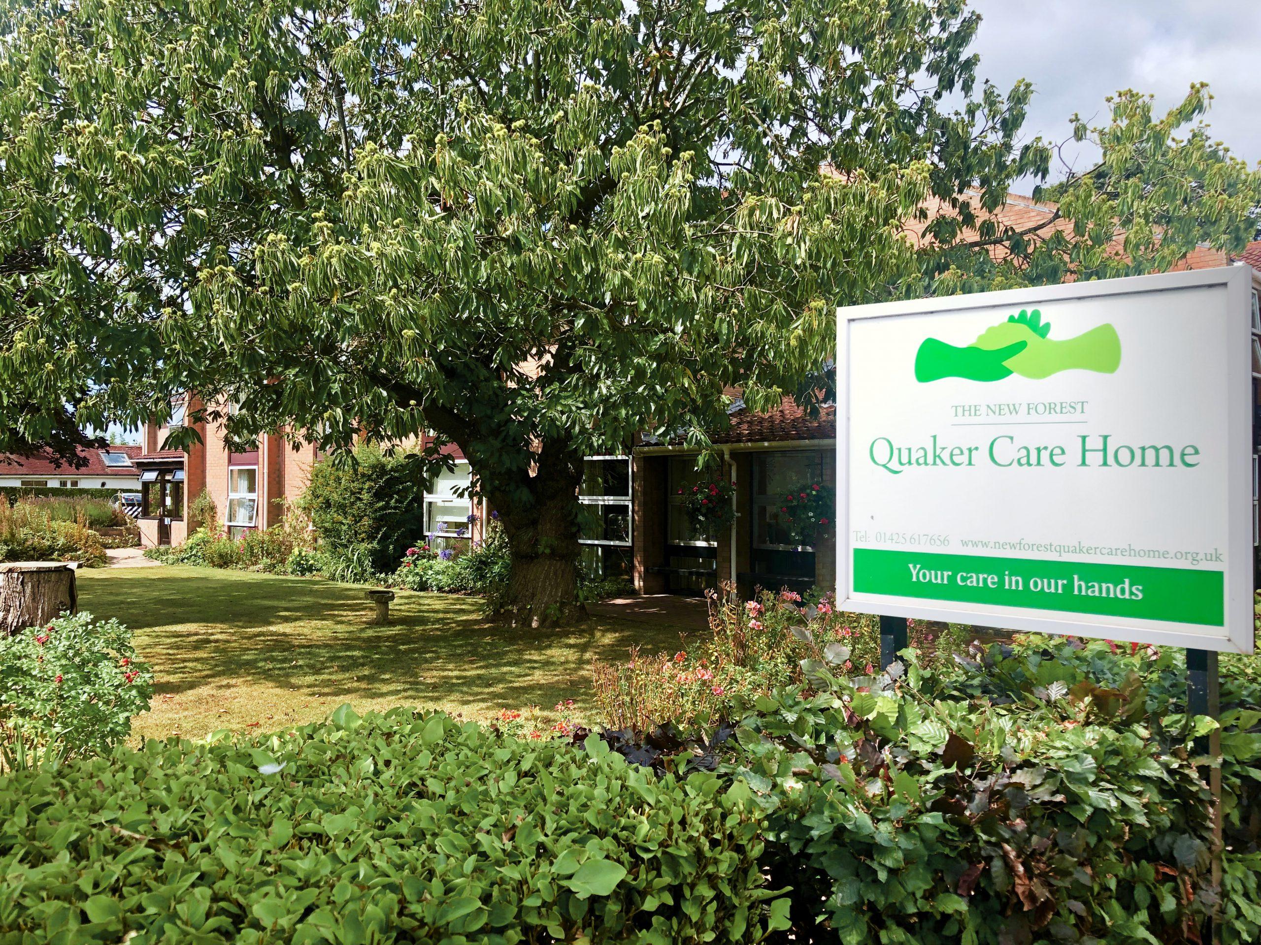 New Forest Quaker Care Home